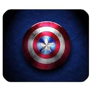 Customized Rectangle Captain America Tapis De Souris