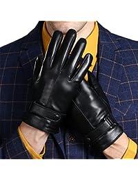 Amazon.it  Guanti eleganti - Uomo  Abbigliamento e9ca3b71a67b