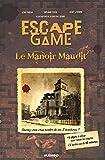 Escape game - Le manoir maudit