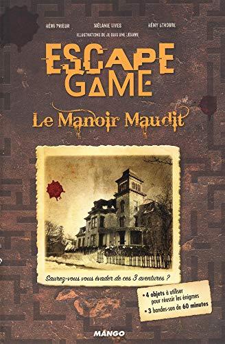 Telecharger Escape Game Le Manoir Maudit Francais Pdf