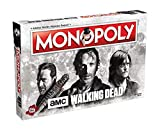 Winning Moves – Monopoly The Walking Dead, 0993, Mehrfarbig