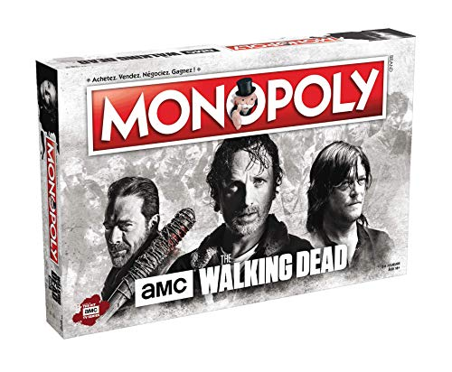 Winning Moves – Monopoly The Walking Dead, 0993, -