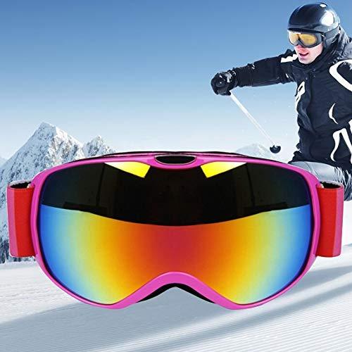 Yiph-Sunglass Sonnenbrillen Mode H018 Kinder Anti-Fog Windschutz UV-Schutzbrille mit verstellbarem Gurt (Artikelnummer : Og5224g)