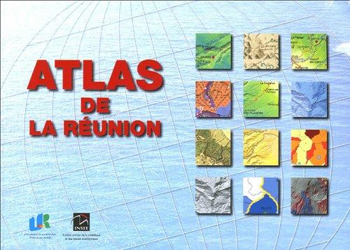 Atlas de la Réunion par Jean-Michel Jauze
