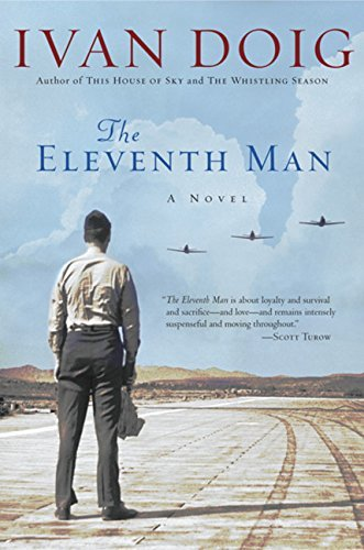 The Eleventh Man by Ivan Doig (2008-10-13)