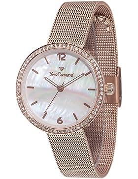Yves Camani Damen-Armbanduhr Oph