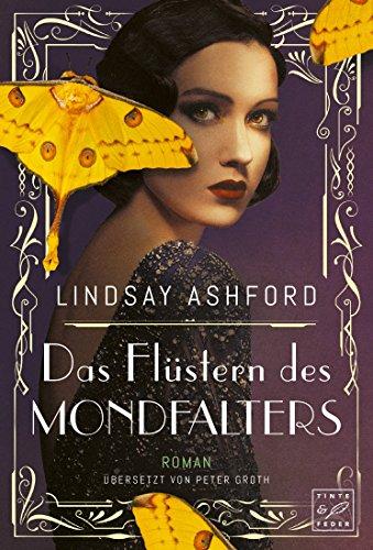 Buchseite und Rezensionen zu 'Das Flüstern des Mondfalters' von Lindsay Jayne Ashford
