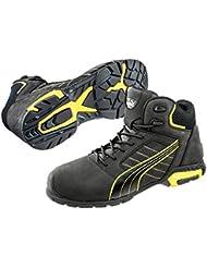 Puma 632240-263-44 Amsterdam Chaussures de sécurité Mid S3 SRC Taille 44