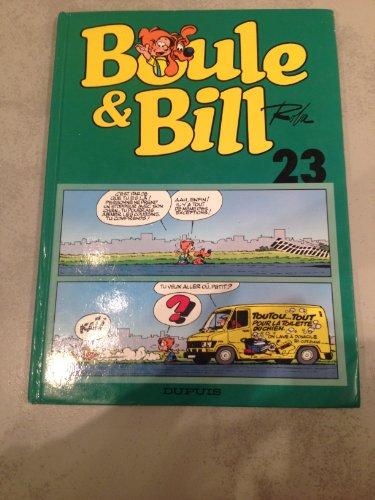 BOULE & BILL TOME 23. Edition spéciale 40ème anniversaire