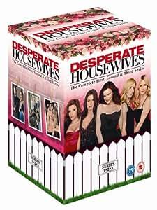 Desperate Housewives: Seasons 1-3 [DVD]