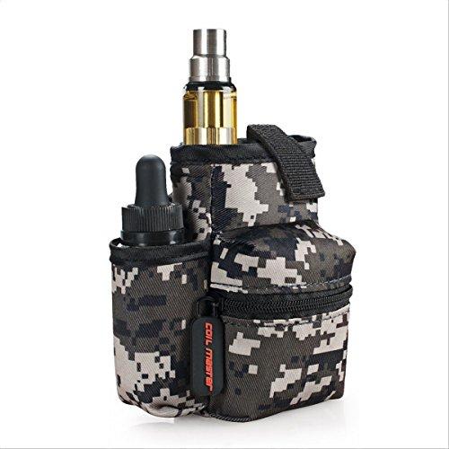 Original Coil Master Pbag, die Dampfertasche für den täglichen Einsatz (Farbe Camouflage) - 3