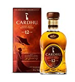 Cardhu - Single Malt Scotch Whisky, 40º, 70cl