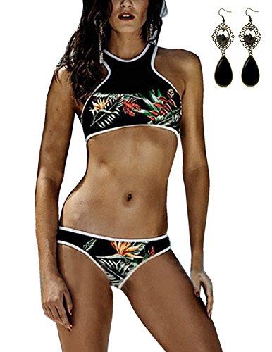 Sitengle Damen Badeanzüge Bikinis Multicolour Push up Paisley Bademode Sport Bathing Suit Ethnischen Tauchanzug Unterwäsche Hot Bikini