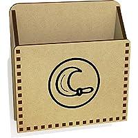 Azeeda 'Sickle Tool' Wooden Letter Holder/Box (LH00033828)