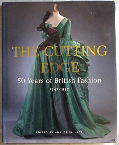 Geschichte Kostüm 1950 (The Cutting Edge: 50 Years of British Fashion,)
