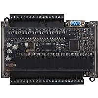 【���������� ������������】Tablero de control industrial de CA no mayor que 5A 250V 32MR, tablero de control industrial PLC de 8000 pasos, para programas de monitoreo de escritura de(Shell with base)