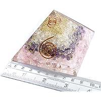 Pyramid Orgonite Rose Quartz 3-3.5 inch Gemstone Chakra Balancing Reiki Healing preisvergleich bei billige-tabletten.eu
