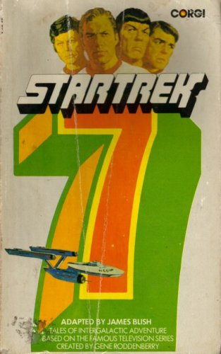 Cover of Star Trek 7