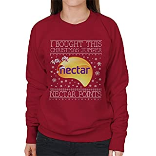 I Bought This Christmas Jumper With My Nectar Points Women's Sweatshirt