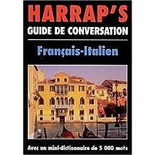 Harrap's Guide conversation Français Italien