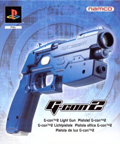 G Con 2 Light Gun (ps2)