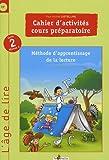 Cahiers d'activités Cours Préparatoire : Cycle 2 niveau 2