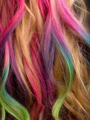 Got Glam- Juego de tizas para el pelo para niños y adolescentes – 24 tizas para teñido temporal, perfecto para Halloween…