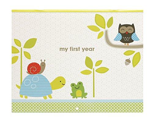 Carter's First Year Calendar, Woodland