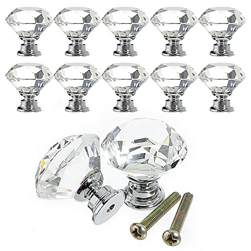 racksoy-zinc-alloy-crystal-drawer-pull-furniture-handle-with-screw-silver-and-transparent-10pcs