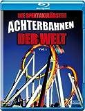 Die spektakulärsten Achterbahnen der Welt Vol. 1 (Blu Ray) [Blu-ray]