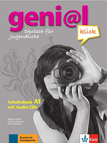 Geni@l Klick. Deutsch für Jugendliche A1 (con CD audio) por Birgitta Fröhlich