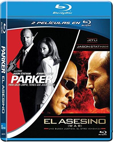 Pack: Parker + El Asesino [Blu-ray] 51GJecytKkL