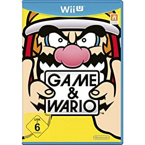Game & Wario – [Nintendo Wii U]