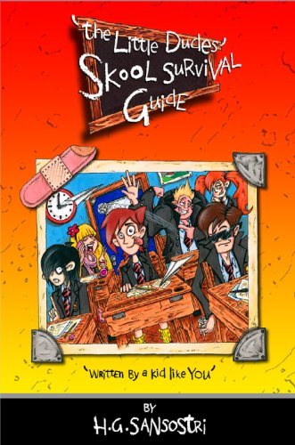 The little dudes skool survival guide ebook hg sansostri amazon the little dudes skool survival guide by sansostri hg fandeluxe PDF