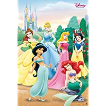 empireposter 737601–Princesas Disney Princesas Princess–Póster, papel, multicolor, 91,5x 61x 0,14cm