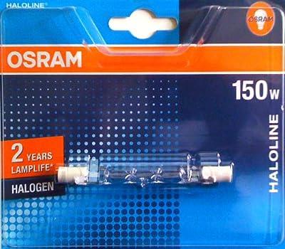 Osram Halogenstab R7s, 150W, 78mm, Double Life, 2000 Brennstunden von Osram - Lampenhans.de