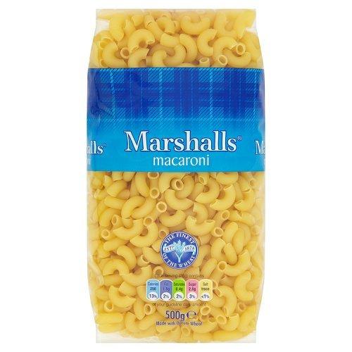 Marshalls Pasta Macaroni, 500 g Test