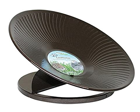 Running Plate Large made of steel