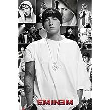 GB eye LTD, Eminem, Collage, Maxi Poster, 61 x 91,5 cm