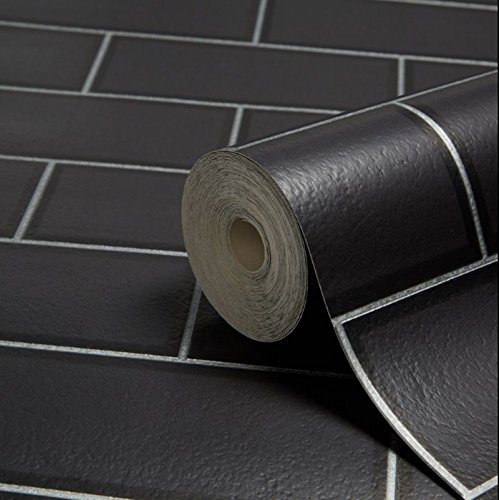 bhf-fd40137-ceramica-subway-tile-kitchen-and-bathroom-wallpaper-black