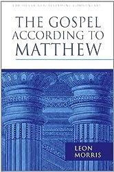 The Gospel According To Matthew (PNTC) (Pillar commentaries)