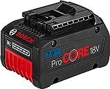Bosch Professional 1600A013H1 GBA 7,0 Ah ProCORE Akku, 18 V, Marineblau