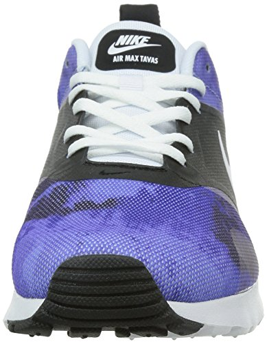 Chaussures de formation Air Max Tavas Sd Mode Sport black white persian volt violet ink 004