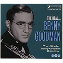 The Real Benny Goodman (3 Cds)