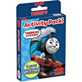 Top Trumps Activity Pack - Thomas and Friends For 2-4 Players with Cards Contains Questions Based On Categories