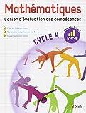 Mathématiques cycle 4 (5e, 4e, 3e) Cahier d'évaluation des compétences