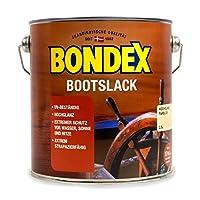 2,5L Bondex Bootslack Klarlack farblos Lack UV