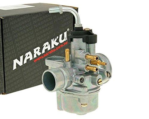 Carburateur Naraku 17,5mm avec E de Choke Préparation pour MINARELLI, Peut
