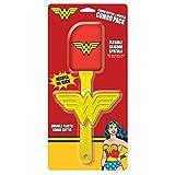 Icup DC Comics Wonder Woman Spatule en silicone avec tête amovible et plastique Emporte-pièce Combo