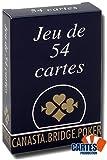 Ducale - Jeu de cartes - Jeu de 54 cartes gauloise - Coloris...